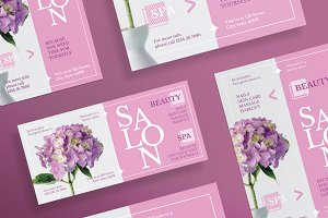Flyers | Beauty Salon Spa