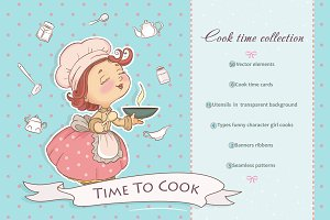Cook Time Сollection