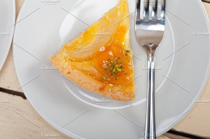 fresh pears pie cake dessert 004.jpg - Food & Drink