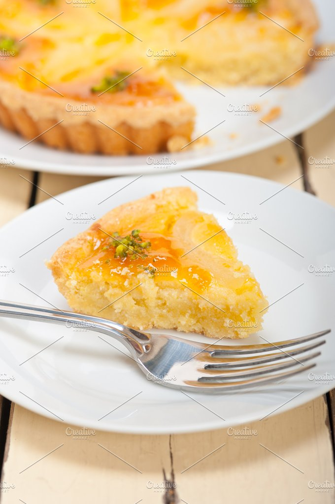fresh pears pie cake dessert 007.jpg - Food & Drink
