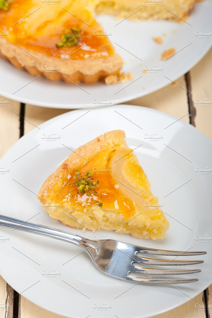 fresh pears pie cake dessert 008.jpg - Food & Drink
