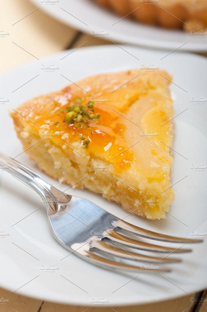 fresh pears pie cake dessert 016.jpg - Food & Drink