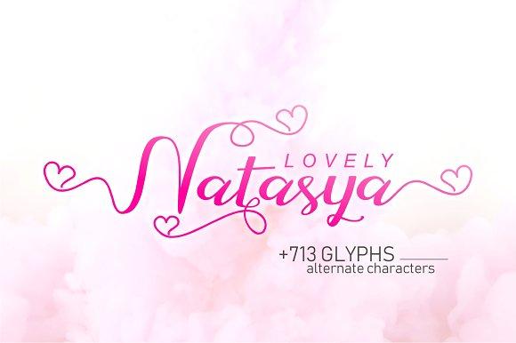 Lovely Natasya