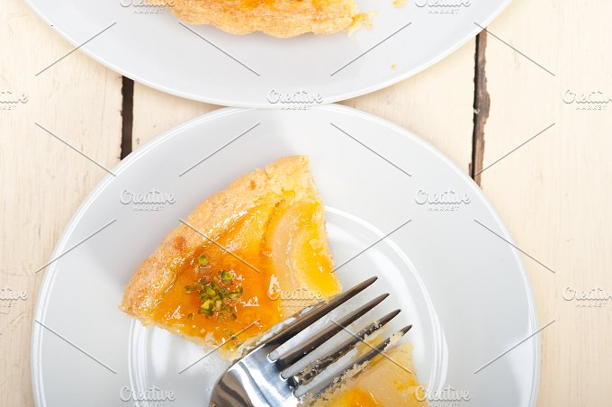 fresh pears pie cake dessert 036.jpg - Food & Drink