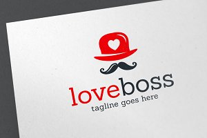 Love Boss Logo