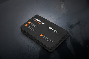 Minimal & Elegant Business Card