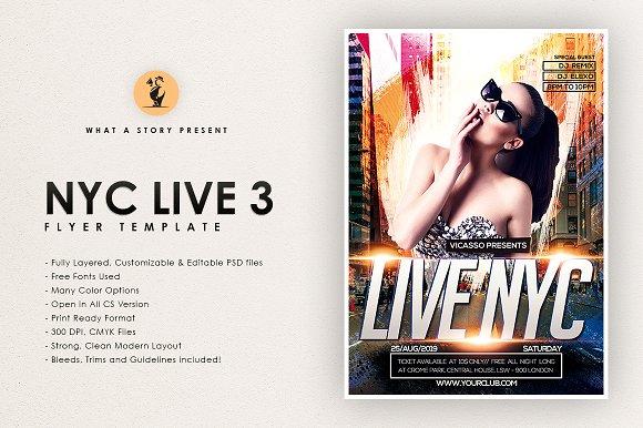 NYC Live 3