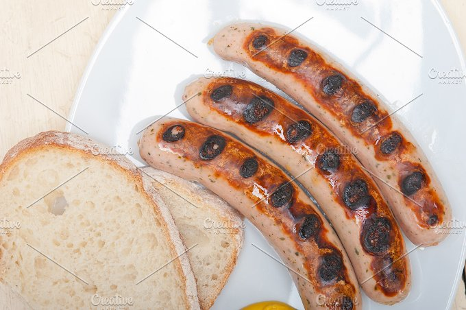 German wurstel sausages 003.jpg - Food & Drink