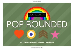 POP Rounded