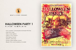 Halloween Party 1