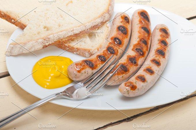 German wurstel sausages 017.jpg - Food & Drink