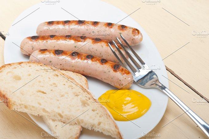 German wurstel sausages 028.jpg - Food & Drink