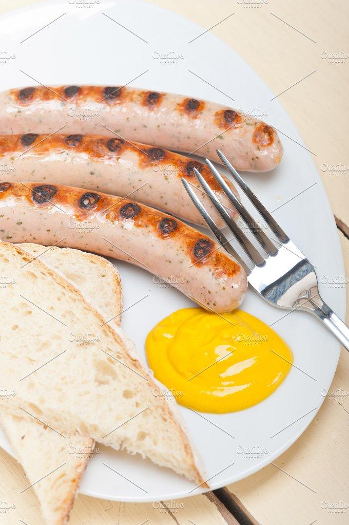 German wurstel sausages 031.jpg - Food & Drink