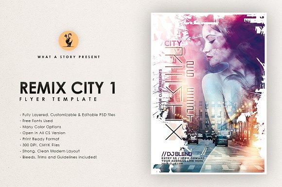 Remix City 1