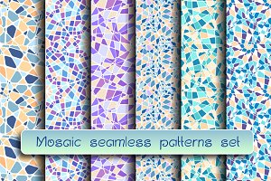 Mosaic patterns set