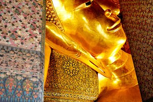 Big Buddha in Wat Pho