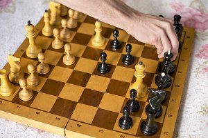 Movement on the chessboard