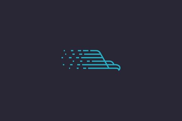 Eagle Digital Logo Template