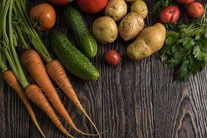 Bio healthy food.