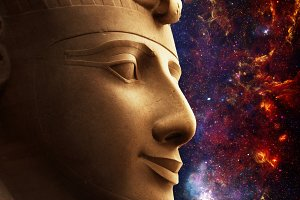 Ramses II and Galactic Center Region