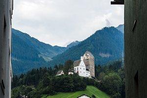 Schwaz a small town in Tyrol