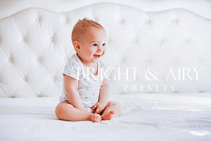 Bright and Airy Presets
