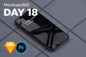 Mockups365: Day 18