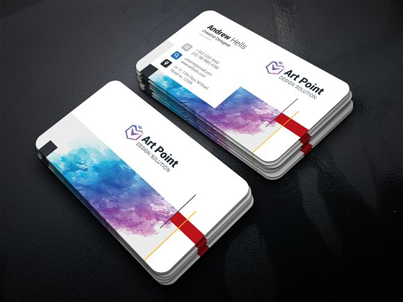 Artistic Business Cards