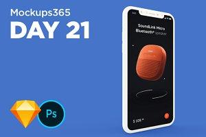 Mockups365: Day 21