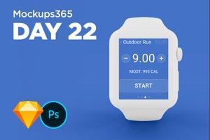 Mockups365: Day 22