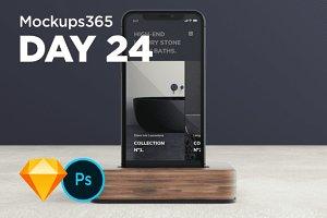 Mockups365: Day 24