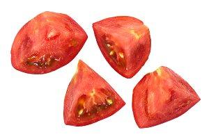 Tomato chunks