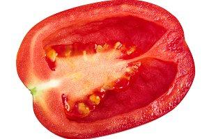 Roma tomato half