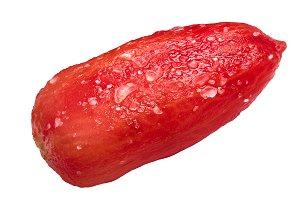Peeled S. Marzano tomato