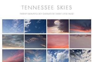 Tennesee Skies - Sky Overlays