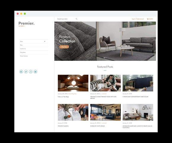 Premier Shopify Theme