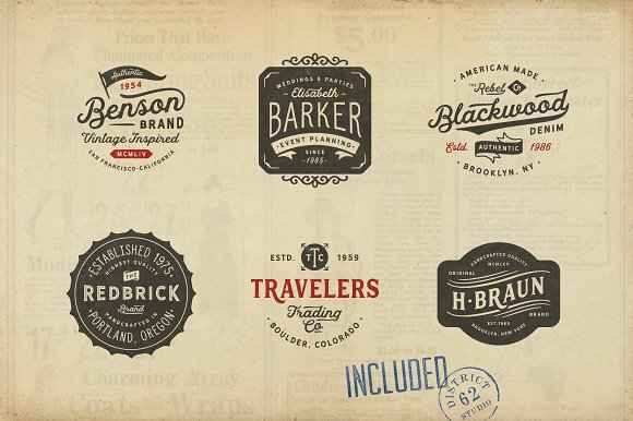 Hanley Font Collection in Script Fonts - product preview 5