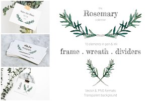 The Rosemary Collection