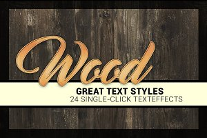 24 Styles - Wood Collection