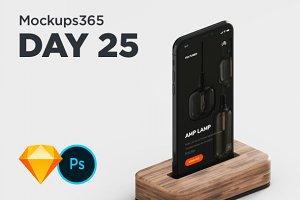 Mockups365: Day 25