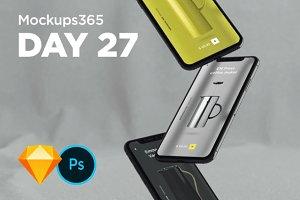 Mockups365: Day 27