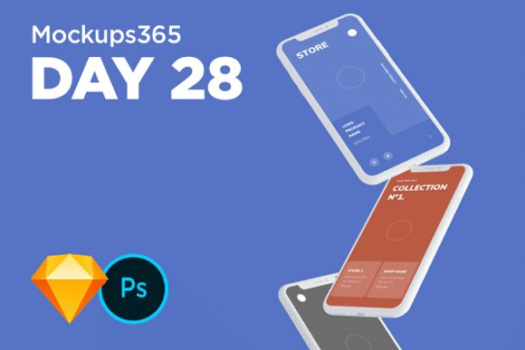 Mockups365 Day 28
