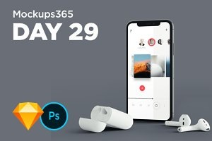 Mockups365: Day 29