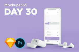 Mockups365: Day 30