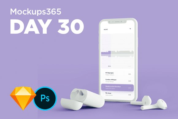Mockups365 Day 30