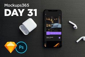 Mockups365: Day 31
