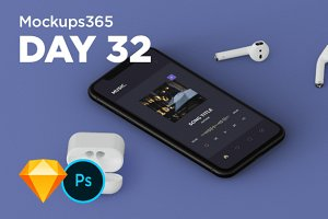 Mockups365: Day 32