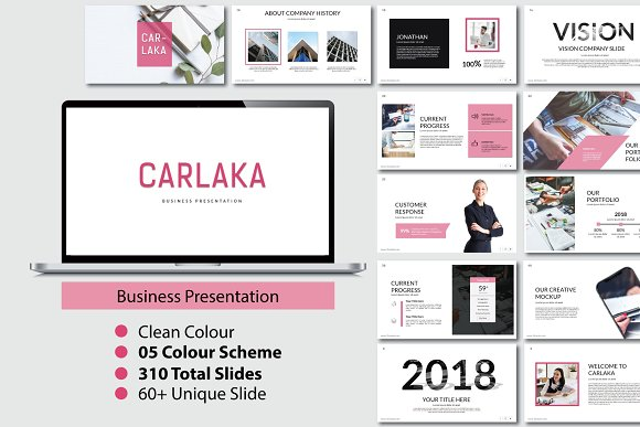 Carlaka Business Keynote
