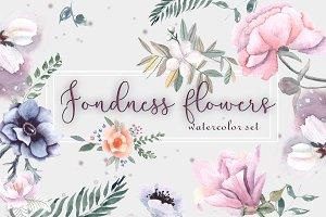 Fondness flowers