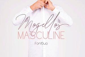 Mogellos FontDuo